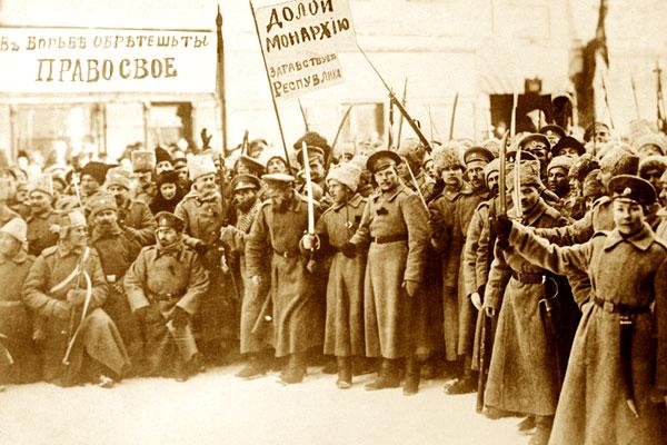 Россия на кануне революции 1917 года