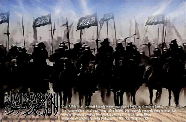 Чёрные флаги с Востока