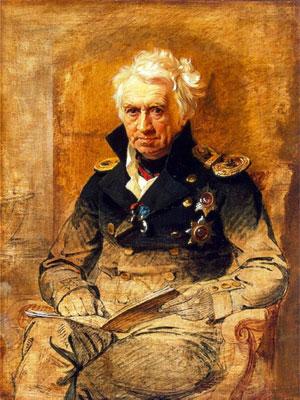 Адмирал Александр Семенович Шишков, военный и государственный деятель