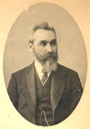 Павел Иванович Новгородцев – юрист-правовед, философ, общественный и политический деятель