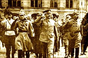 Лев Троцкий – создатель Красной армии