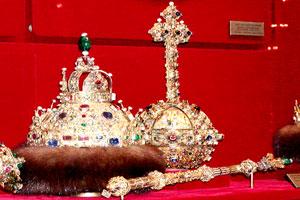 Большой наряд царя Михаила Феодоровича