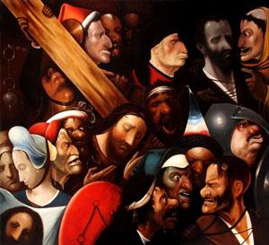 Коллективная вина в богоубийстве