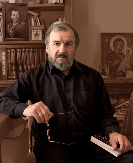 Михаил Викторович Назаров  (январь 2012, фото Ивана Жука)