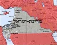 Евреи мечтают расширить границы Израиля