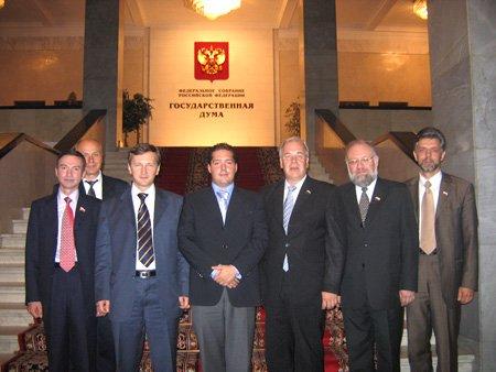 Цесаревич с депутатами
