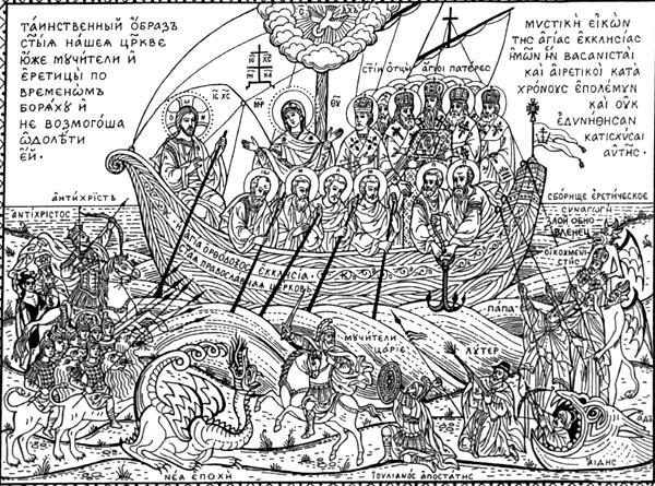 Церковь-корабль