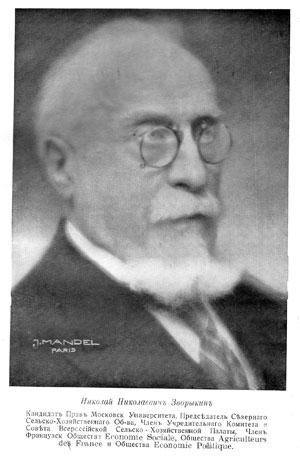 Н. Н. Зворыкин