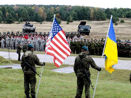 Украина - новая колония США