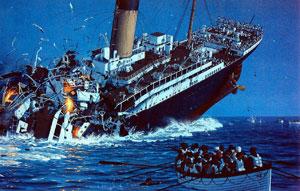 Выборы США 2016 - Титаник