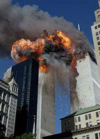 Теракты в США 11 сентября