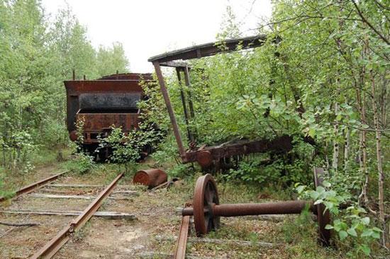 Мертвая дорога: Сталинская «стройка века»
