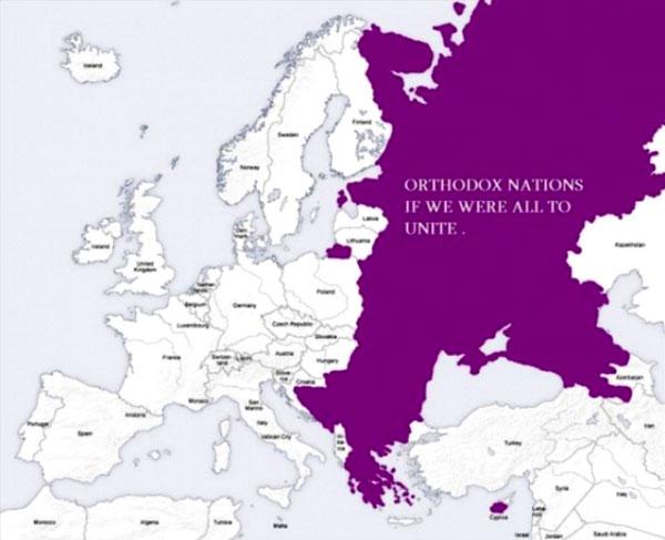 Orthodox nations