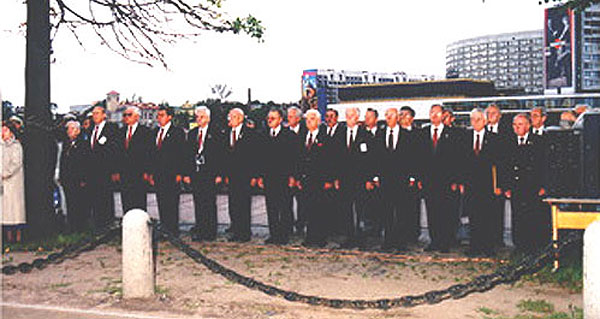 С 29 августа по 12 сентября 1998 г. был проведен первый (XVI) Кадетский съезд в России (С.-Петербург и Москва)