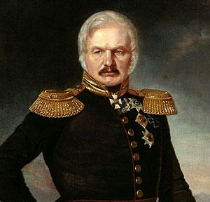Генерал Алексей Петрович Ермолов