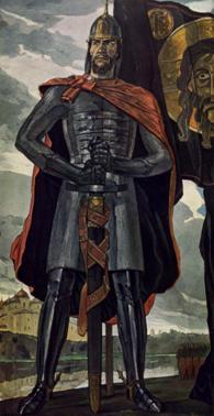 Картина П.Д. Корина