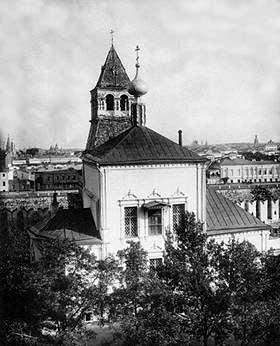 Благовещенская Церковь на Житном дворе