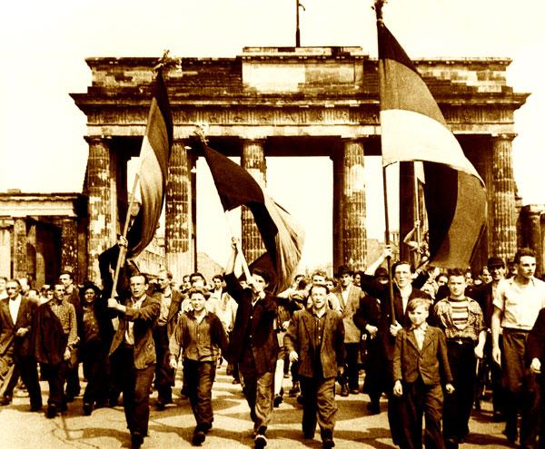 Восстание рабочих в ГДР 1953 г.