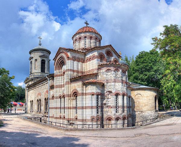 Храм усекновения главы пророка Иоанна Предтечи в Керчи