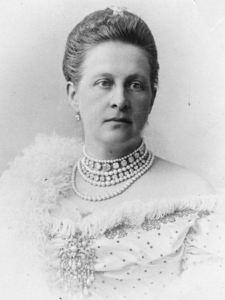 Королева эллинов Ольга Константиновна