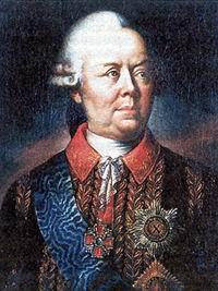 Генерал-фельдмаршал граф Петр Александрович Румянцев-Задунайский