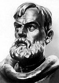 Землепроходец Семен Иванович Дежнев