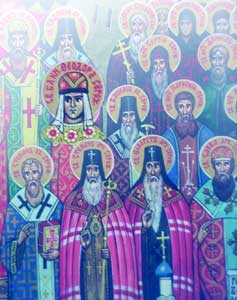 В Алуштинском храме во имя всех Крымских святых