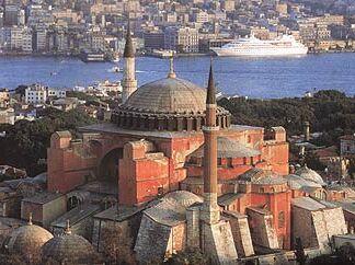Взятие Константинополя турками, падение Византии