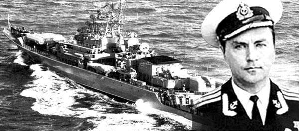 Мятеж капитана 3 ранга Валерия Михайловича Саблина на военном корабле Сторожевой