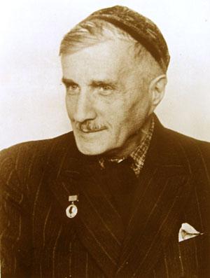 Василий Григорьевич Ян (23.12.1874–5.8.1954) – автор исторических романов