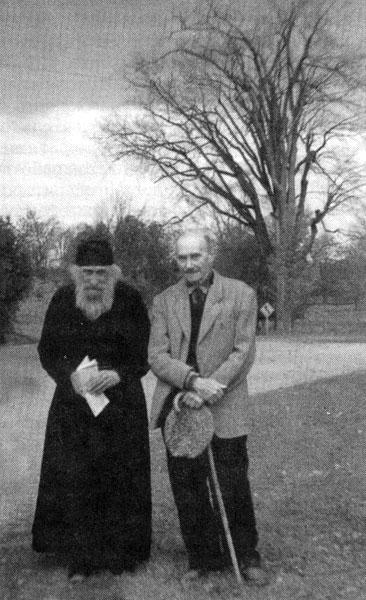 Архимандрит Константин (Зайцев) и Тальберг