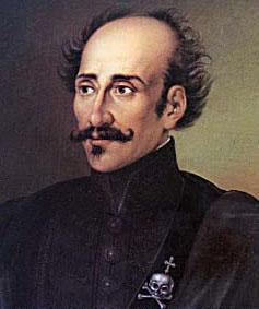 Генерал-майор Александр Ипсиланти