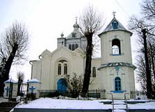Свято-Покровская церковь города Дзержинска