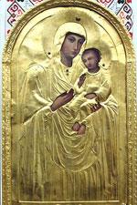 Песчанская икона Богородицы