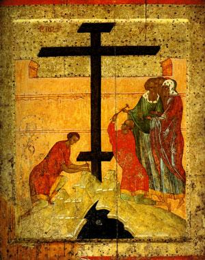 Воздвижение Креста Господня– символа победы над смертью