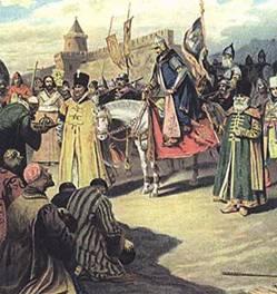П.И. Коровин. Покорение Казани