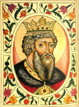 Св. Князь Владимір