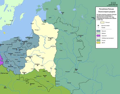 В это время российская империя