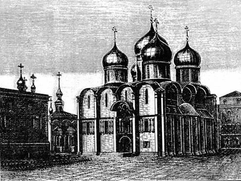В дни Успенского поста при Вел. Князе Иоанне I Даниловиче (Калите) заложен Успенский собор в Московском Кремле