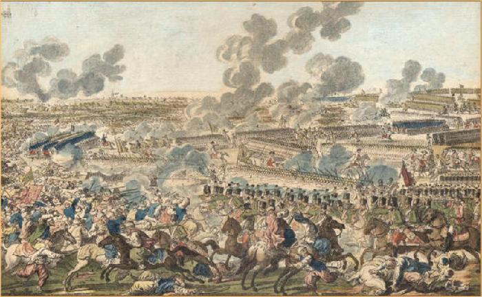 победы суворова над турками
