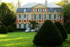 Леснинский монастырь во Франции
