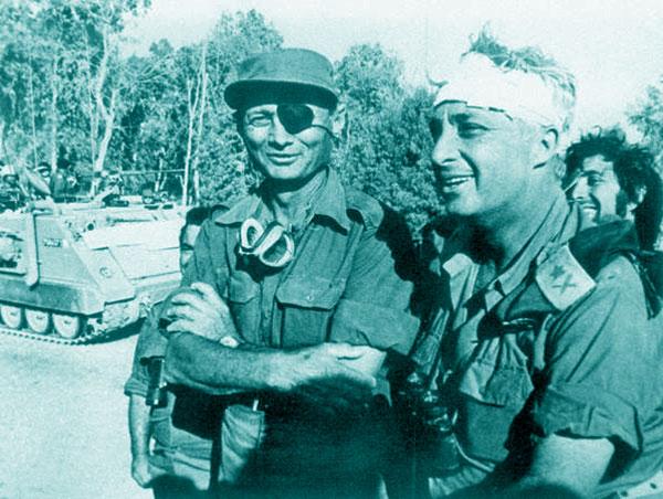 Голд Меир. Израиль – главный ядерный террорист на нашей планете