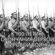 Главная страна, против которой начали Мiровую войну