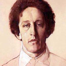 Умер поэт Александр Александрович Блок