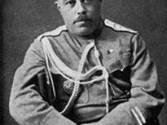 Умер в г. Суйдун (Китай) после покушения накануне чекистами белый генерал Александр Ильич Дутов, атаман Оренбургского казачества