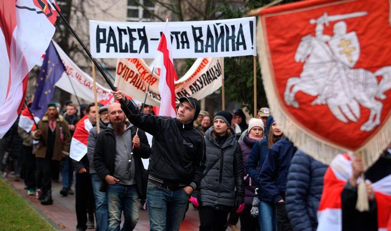 Украинские грабли для Белоруссии