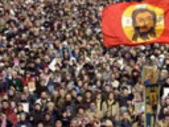 """Бог поругаем не бывает. Но возможен ли """"антикощунственный молебен"""" под символами Ленина, Энгельса и Кропоткина?"""