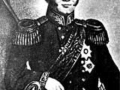Умер адмирал Дмитрий Николаевич Сенявин, флотоводец и дипломат