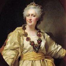 Скончалась Императрица Екатерина II