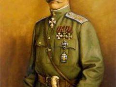 В Киеве убит петлюровцами граф генерал Федор Артурович Келлер